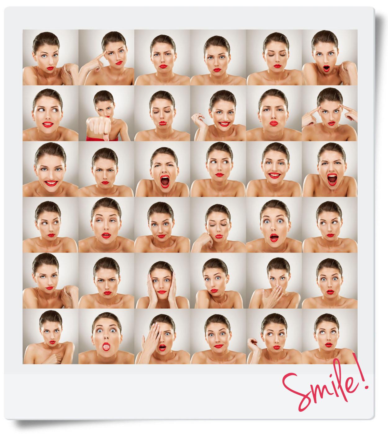 sonrisas Rojo de Fassi