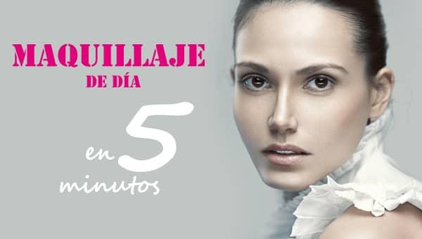 Maquillaje de día en 5 minutos